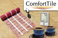 Radiant Heated Floors Best Radiant Floor Heating Systems - Best tile for heated floors