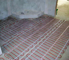 Electric Radiant Heating Systems